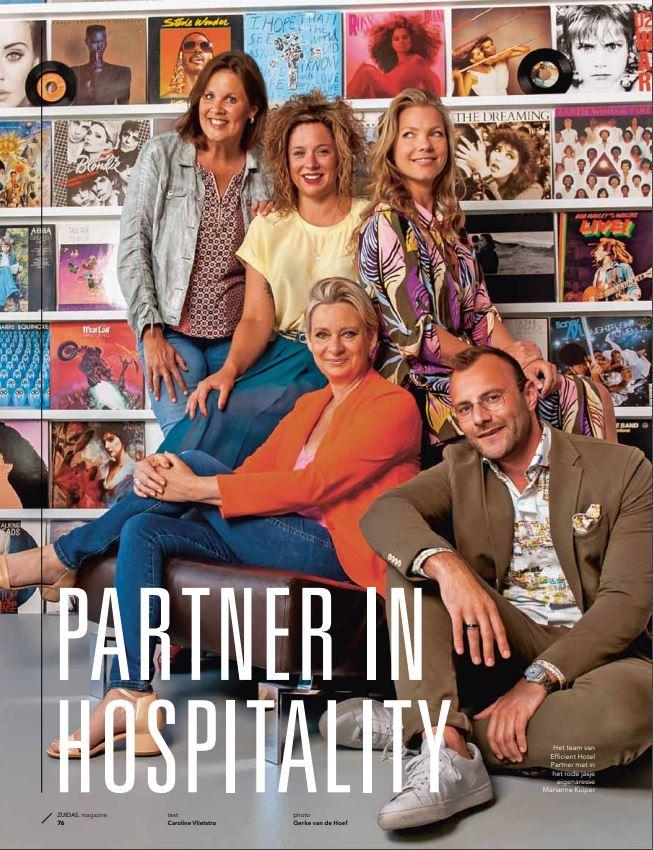 Partner in hospitality